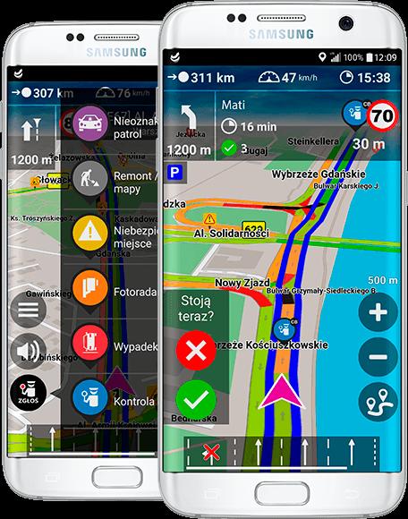 Widok aplikacji