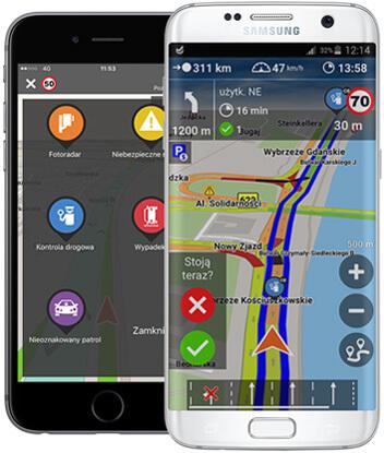 Nawigacja GPS na telefon NaviExpert