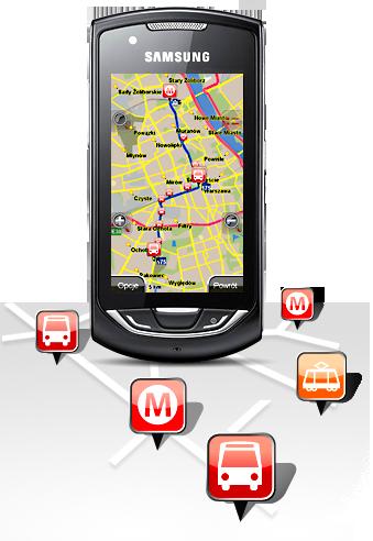 Nawigacja miejska NaviExpert