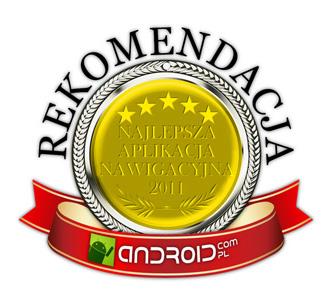 Order - Najlepsza Aplikacja Nawigacyjna 2011