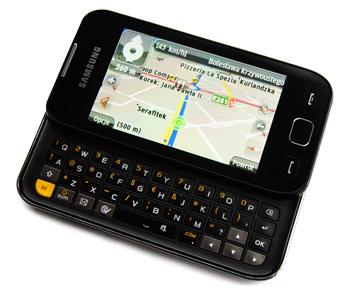 Samsung Wave 533 z NaviExpert