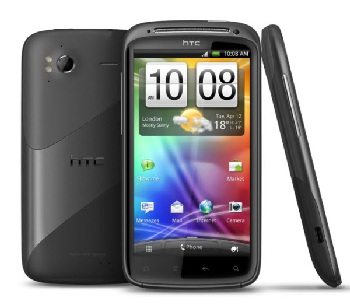 HTC z Android OS