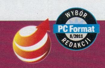 NaviExpert wybór redakcji PC Format