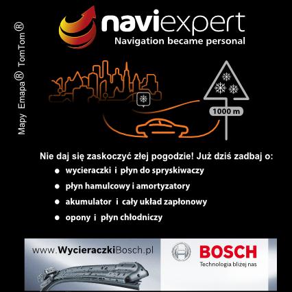 NaviExpert Ekspert Drogowy