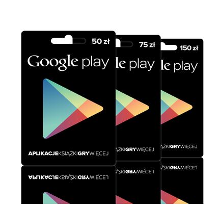 Kupony Sklep Google Play