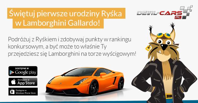 Urodziny Rysiek WidziMisie - konkurs