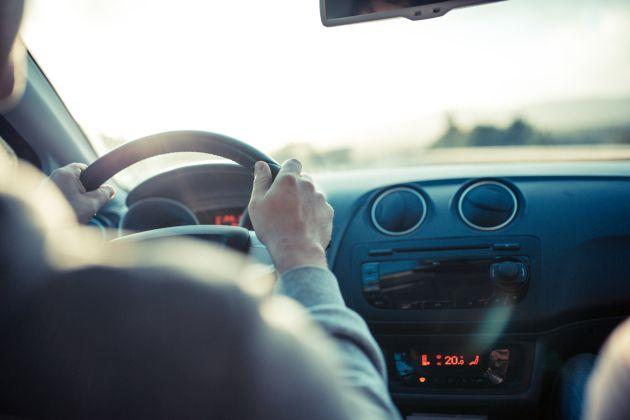 NaviExpert Telematics w samochodzie