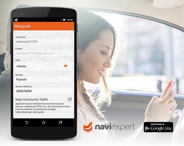 Profil NaviExpert