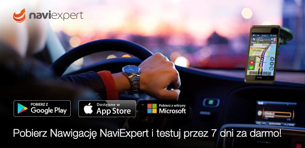 Testuj NaviExpert przez 7 dni za darmo