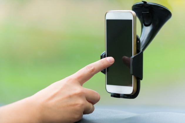 Uchwyt samochodowy do telefonu