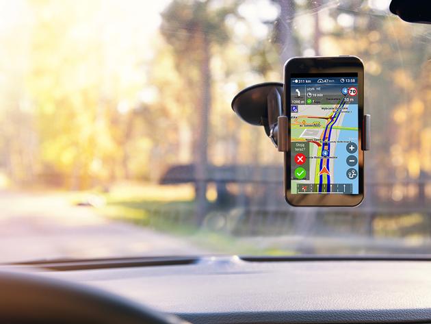 Uchwyt na telefon do samochodu