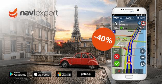 Promocja NaviExpert -40%