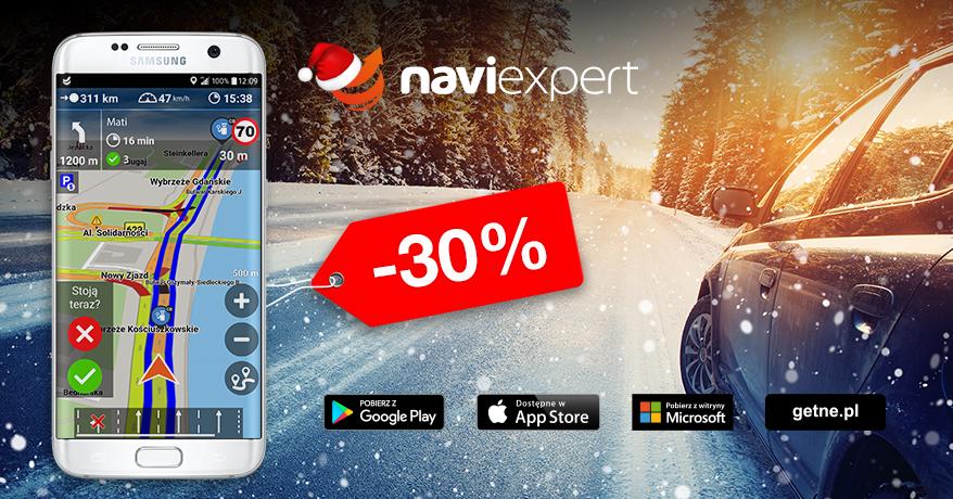 NaviExpert promocja świąteczna