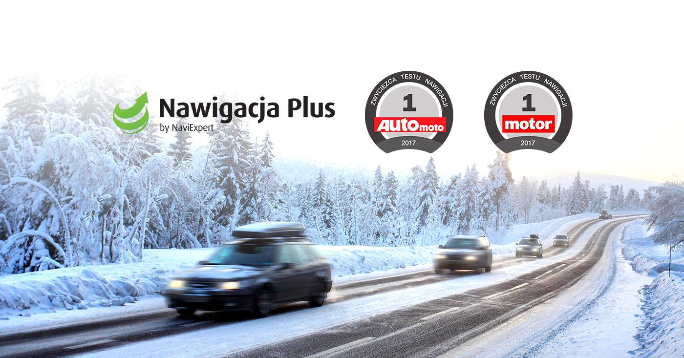 Nawigacja Plus od NaviExpert najlepszą nawigacją na rynku