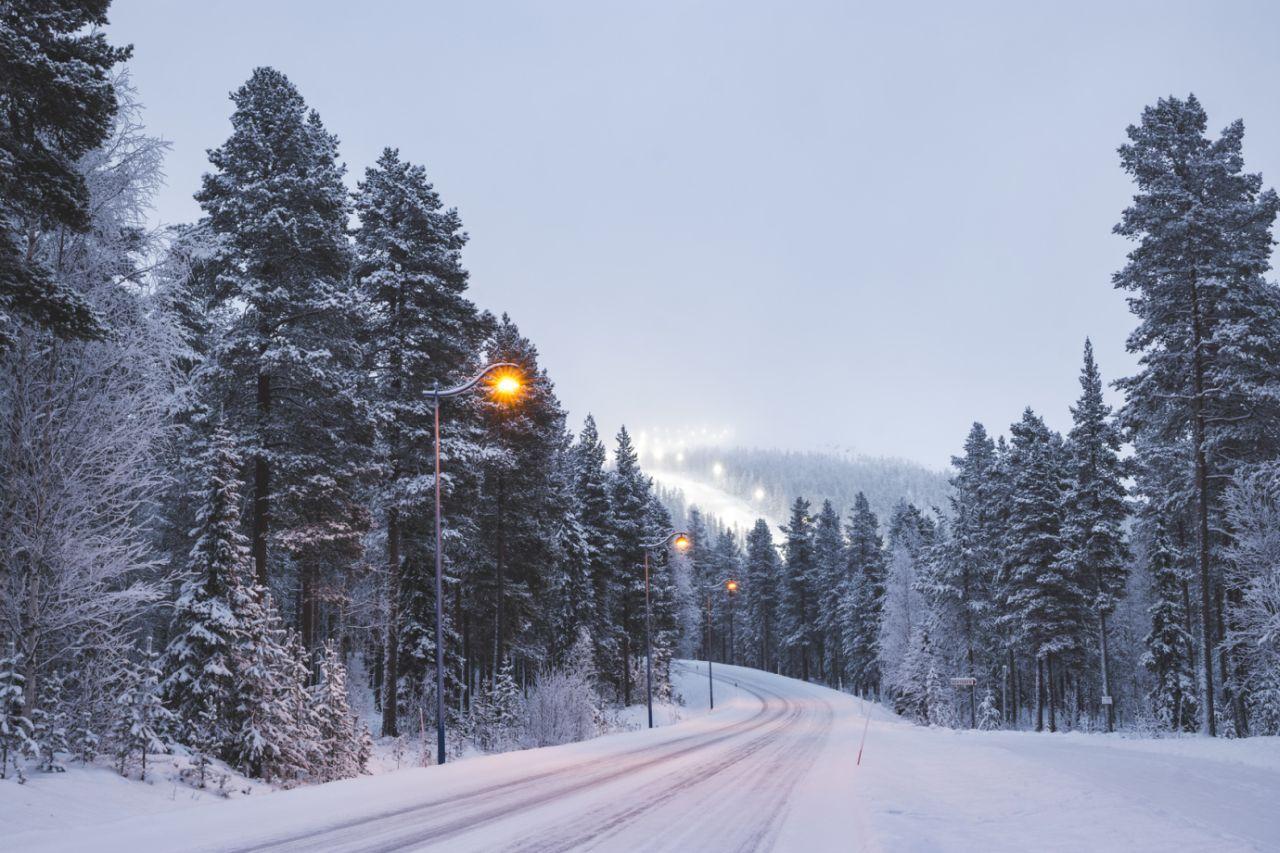 Zima na drodze – dobre praktyki
