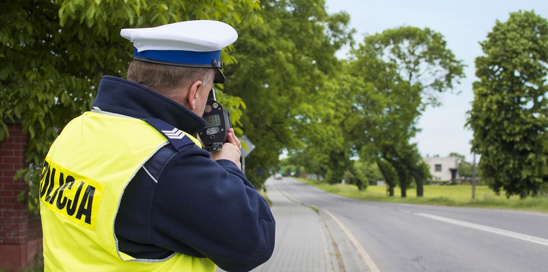 Długi weekend czerwcowy bez niespodzianek – miejsca najczęstszych kontroli drogówki