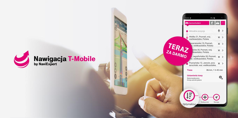 Skuteczna optymalizacja trasy, czyli podróże z Nawigacją T-Mobile