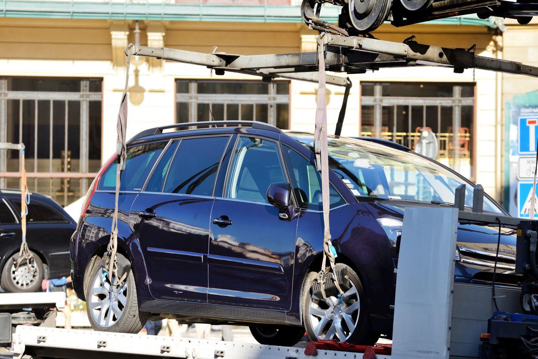 Odholowanie samochodu, czyli pilnuj swojego auta