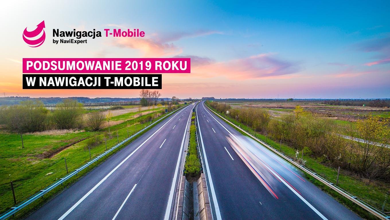 Podróż w przeszłość, czyli jak Nawigacja T-Mobile zmieniała się w 2019