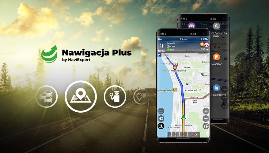 Sprawdź, czy korzystasz ze wszystkich opcji dostępnych w Nawigacji Plus