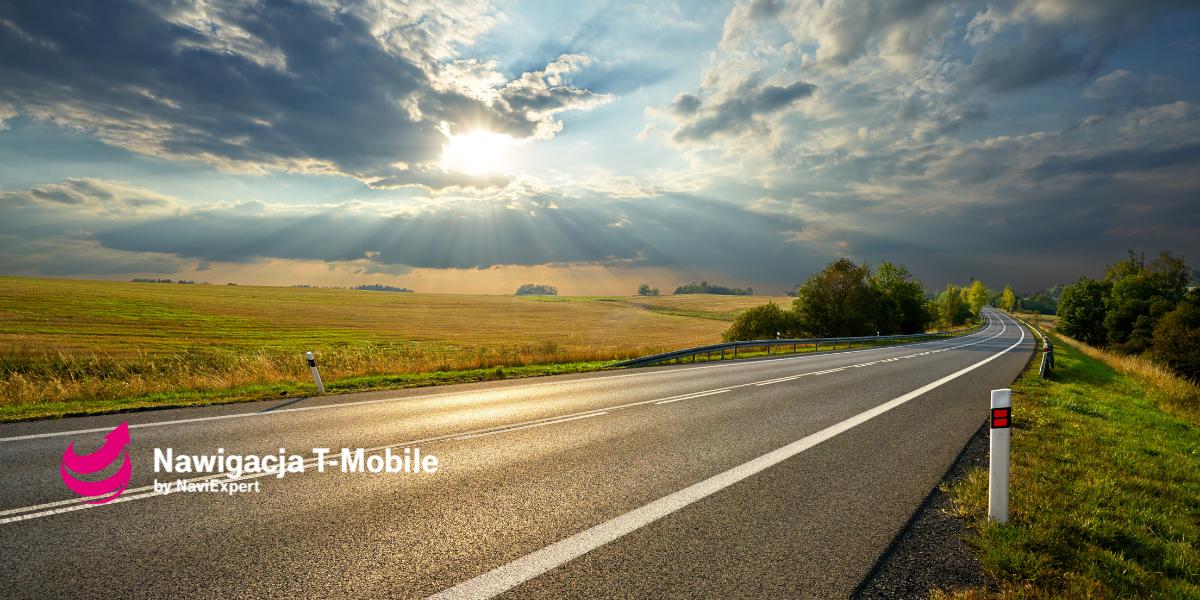 Wybierz idealną trasę z Nawigacją T-Mobile!